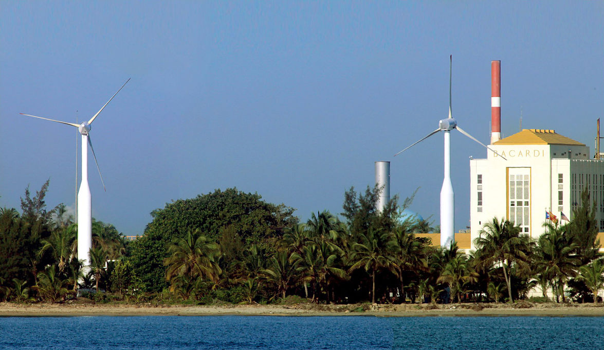 BACARDI WIND POWER PROJECT