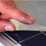 A POWER STICKER to Boost Solar Power Generation